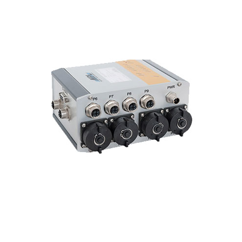Rugged 10 ports switch