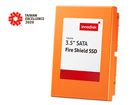 Innodisk - SSD 3.5 pouces