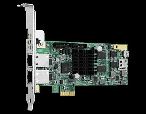 Motion controle PCIe card