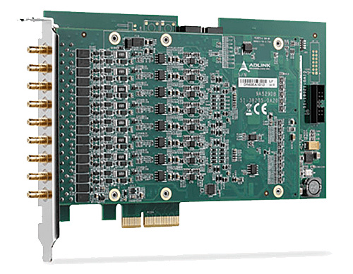 Modular instruments PCIe card