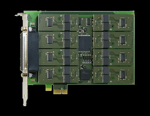 Serial interface PCIe card