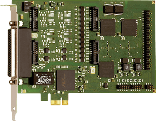 PCI express others formats