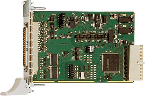 Compact PCI Analog I/O cards