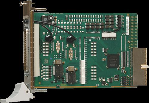 ]Digital I/O CompactPCI cards