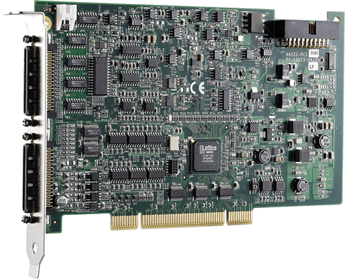 Multi-functions PCI card